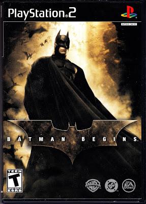 videojuego Batman Begins