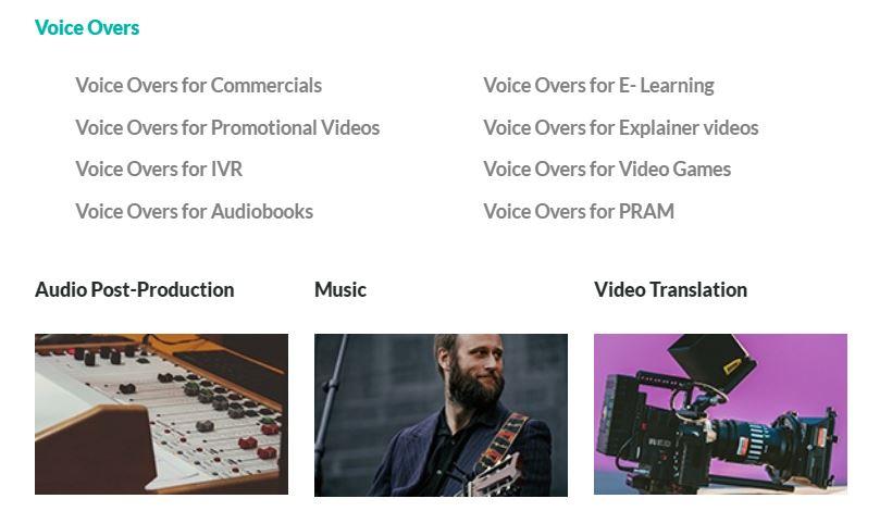 daftar layanan vo profesional dari voice crafters