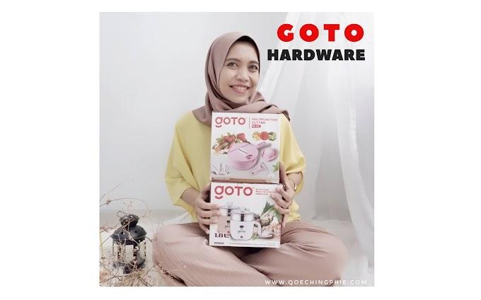 Belanja Kebutuhan Rumah di GOTO Hardware, Belanja Aman Harga Nyaman