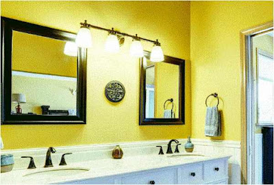 Bathroom Ideas For Yellow Walls
