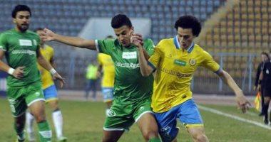 العربي والاتحاد السكندري فى البطولة العربية
