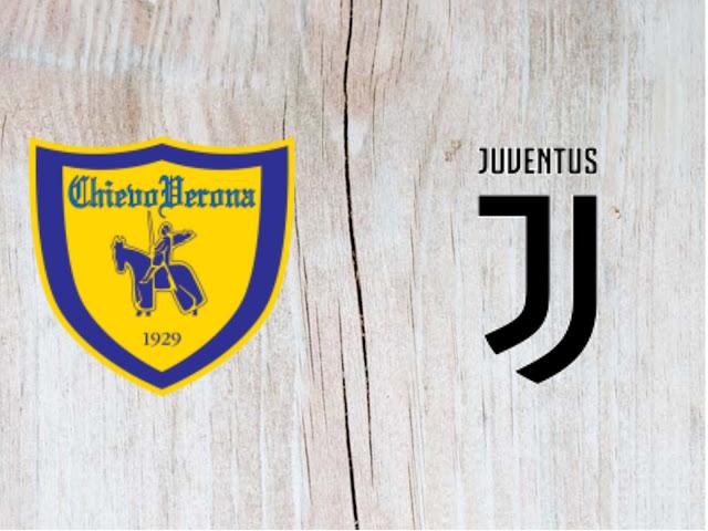 Chievo vs Juventus Full Match & Highlights - 18 August 2018