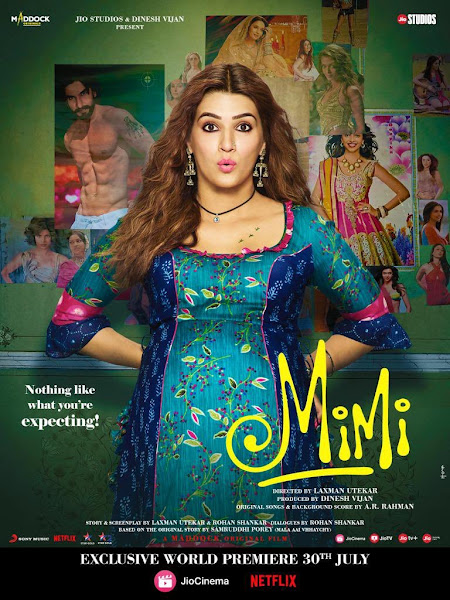 Mimi 2021 Movie Review: A Spoiler-Free Movie Review
