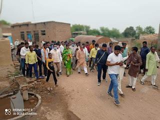 इमरती देवी के समर्थन में डॉ योगेश पण्डागरे ने झोंकी ताकत