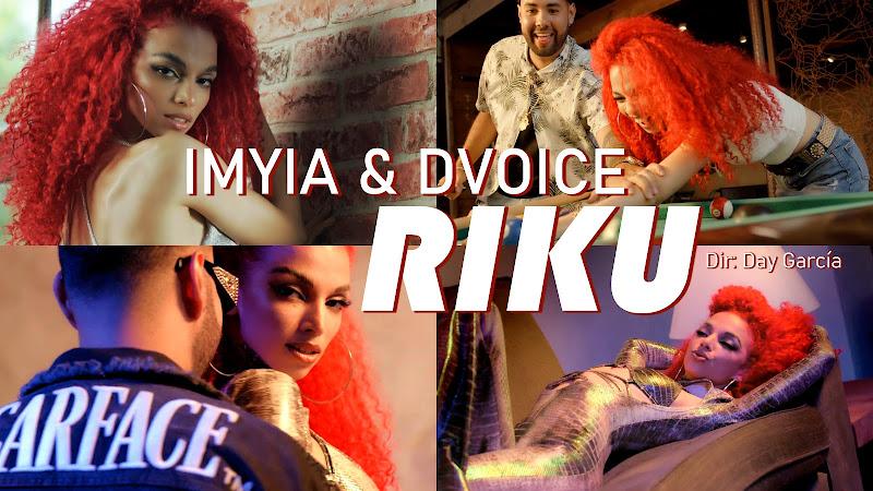 IMYIA & DVOICE - ¨Riku¨ - Videoclip - Directora: Day García. Portal Del Vídeo Clip Cubano. Música cubana. Reguetón. Trap. Cuba.