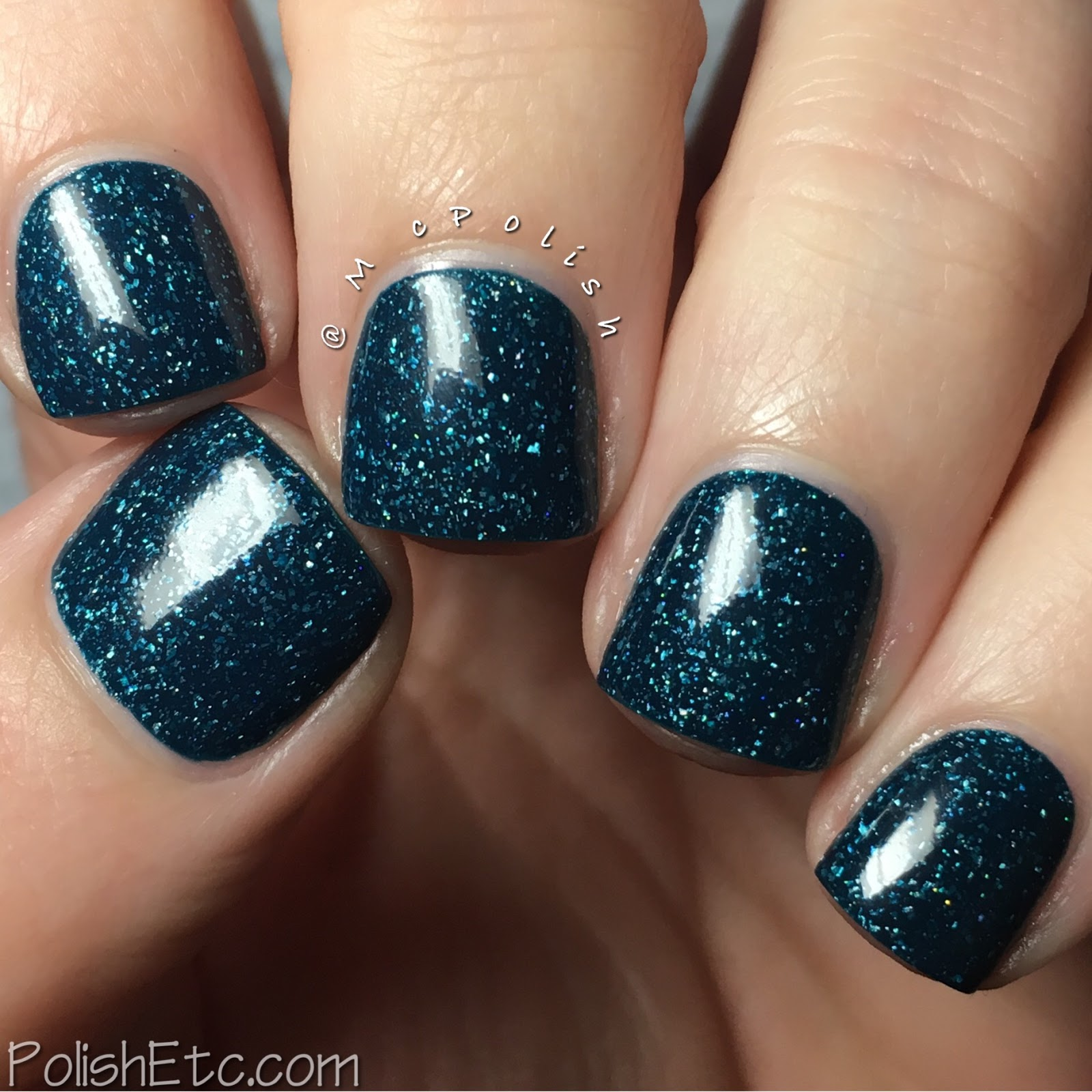 Cirque Colors - Facets Collection - McPolish - Dioptase