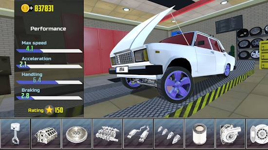 Descargar Descarga Car Simulator 2 MOD APK 1.33.12 con Dinero Infinito Gratis para Android 3