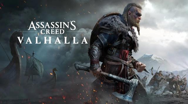 تحميل لعبة Assassin's Creed Valhalla مع الكراك كاملة  CPY