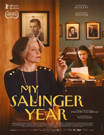 Mi año Salinger