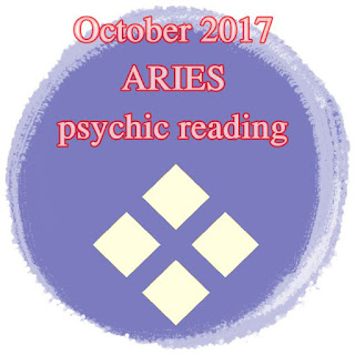 October 2017 ARIES psychic reading forecast