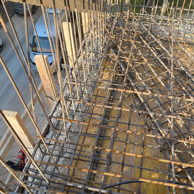 Concrete cover in various structural elements