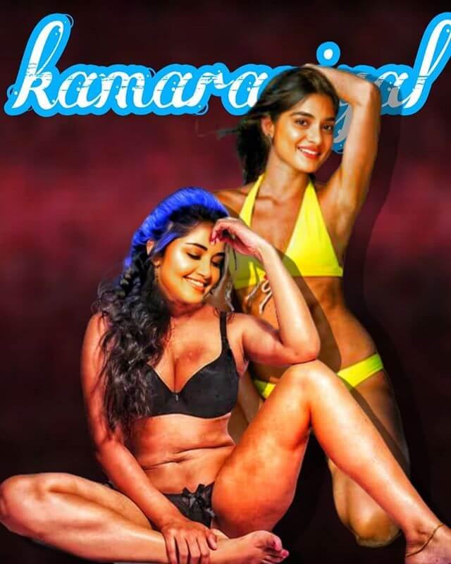 Anupama Parameswaran & Nivetha Thomas seducing Photoshoot together