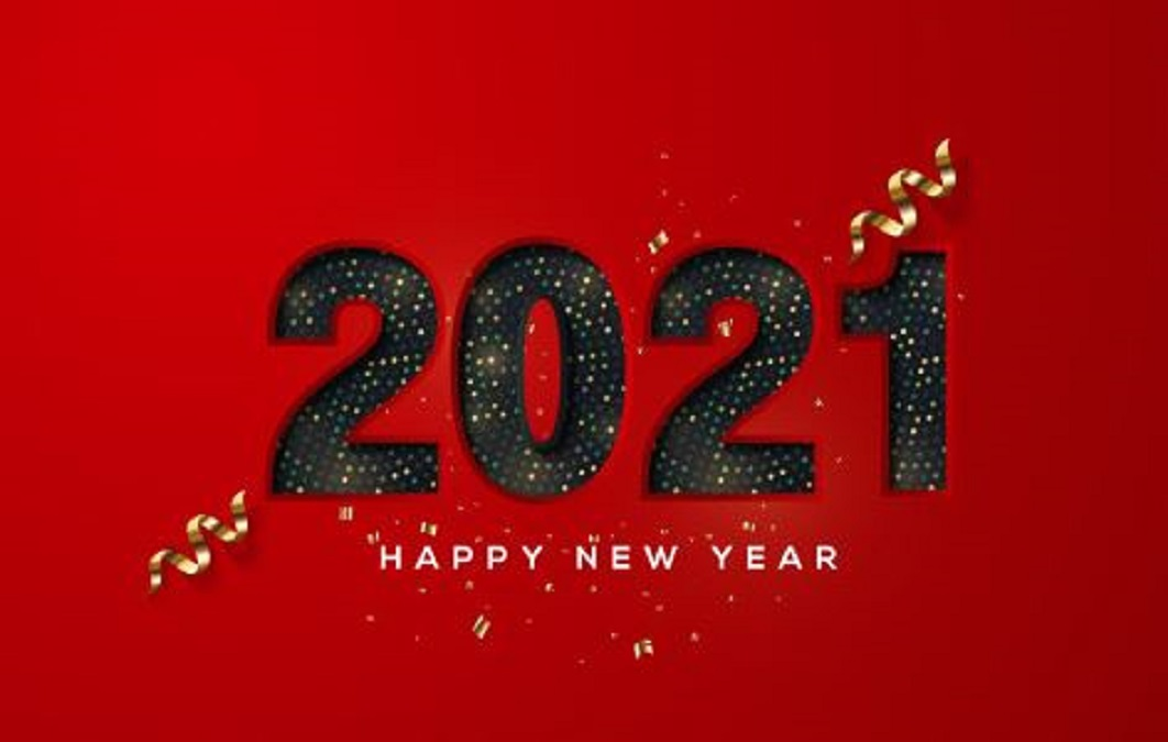 Bollywood Celebrities welcomes New Year  2021 with enthusiasm