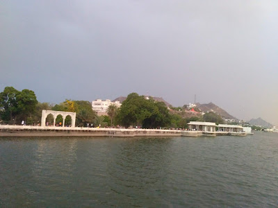 Anna Sagar Lake