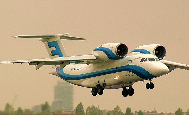 Antonov An-72 | Tactical transport aircraft