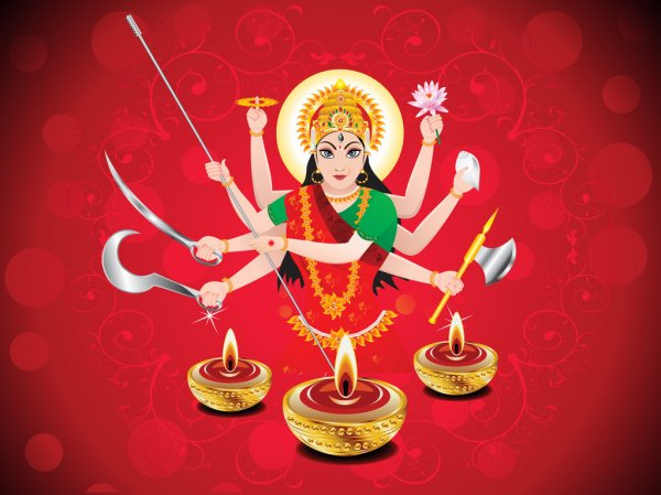 Free Download Beautiful Maa Durga Wallpaper HD for Navratri
