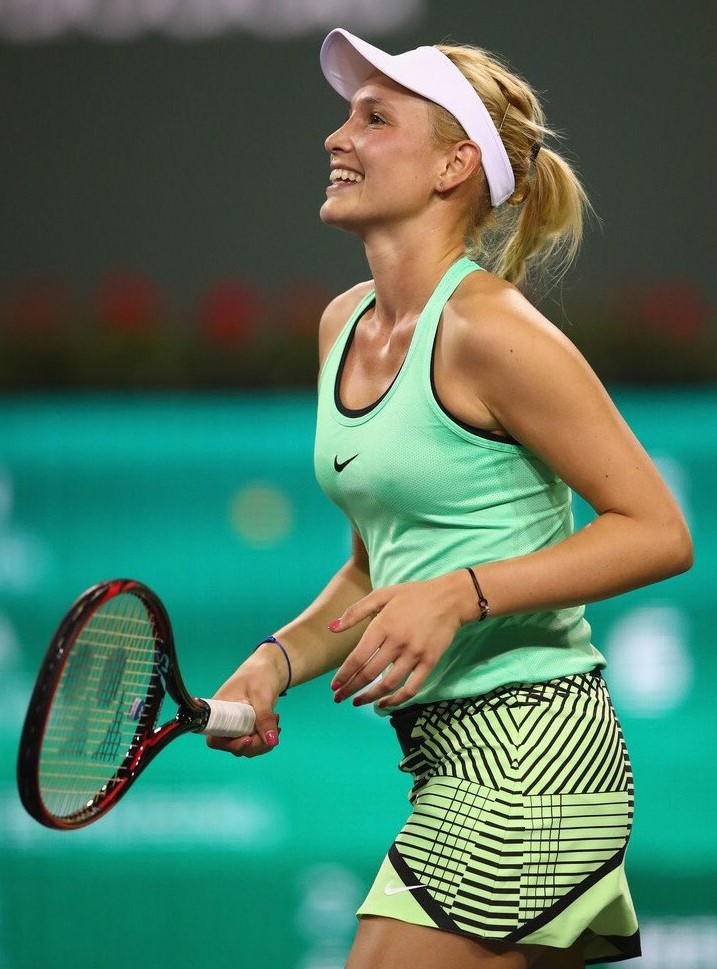 WTA Hotties: 2017 Hot-100: #19 Donna Vekic (@DonnaVekic