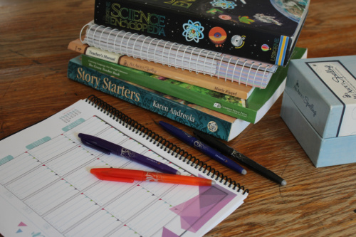 3 Subjects I Don't Make Lesson Plans for and What I Do Instead #homeschool #homeschooling #planyouryear