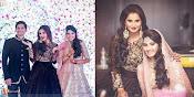 Sania Mirza Sister Sangeet Function Photos-thumbnail-12