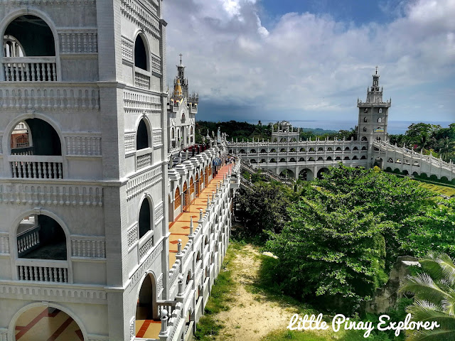 simala castle beautiful church sibonga cebu