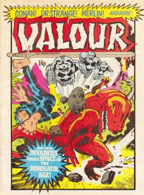 Valour #11, Devil Dinosaur