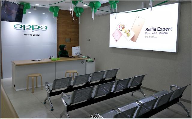 Oppo Service Center Bandung