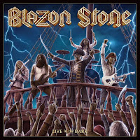 "Ο δίσκος των Blazon Stone ""Live in the Dark"""