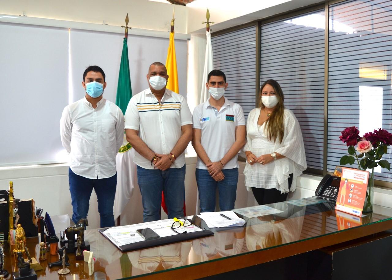 hoyennoticia.com, Uniguajira y Minvivienda firmaron convenio para las pasantías y practicas de los estudiantes
