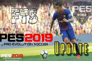 Download FTS 19 MOD PES 2019 FULL HD GRAPHIC by TerryAB