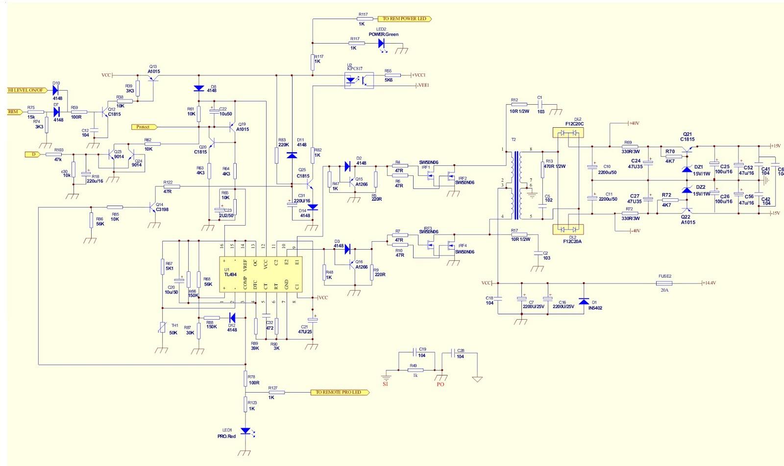 wiring diagram jbl bass pro 12 electro help: jbl gt basspro 12 - setting controls ...