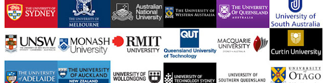 Best 25 Universities in Australia