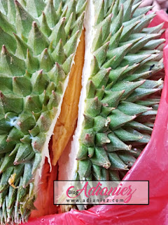 Dapat makan durian yang sedap adalah satu nikmat di kala PKP 3.0