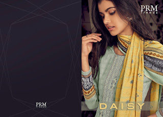PRM Trendz Daisy Jam Silk Salwar Kameez Collection