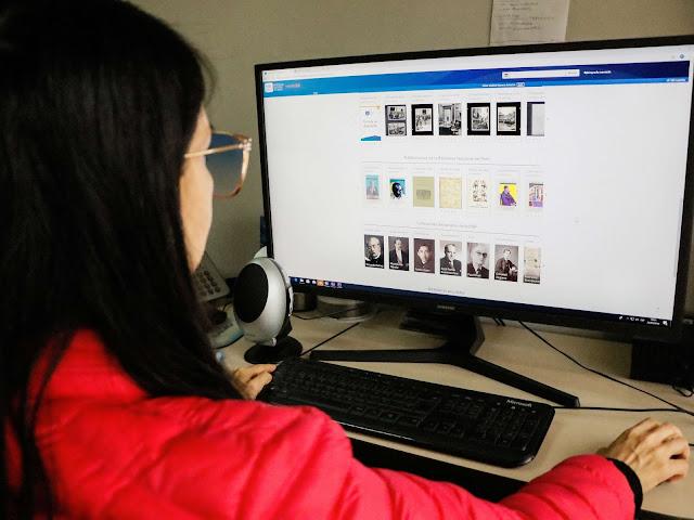 Biblioteca virtual BNP Peru
