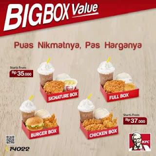 Contoh Copywriting KFC