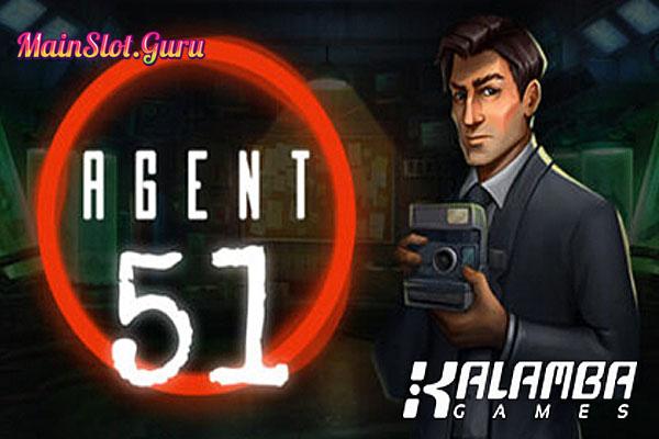 Main Gratis Slot Demo Agent 51 Kalamba Games
