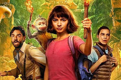 Beberapa Nilai Positif Film Dora and The Lost City of Gold