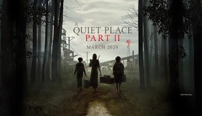 A Quiet Place Part II, Jangan Berisik Atau Alien Memangsamu