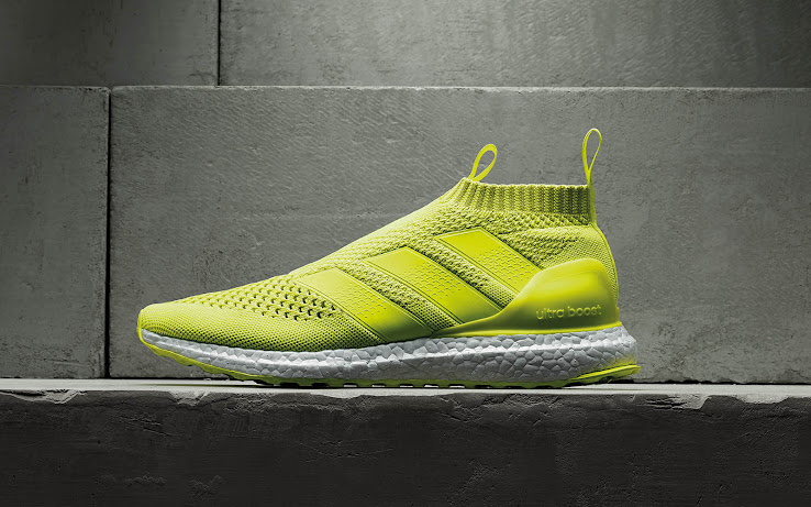 610bf691a1664 Yellow Adidas Ace 16+ PureControl UltraBoost Released - Sports kicks