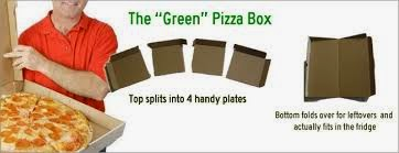 Patented Pizza Box