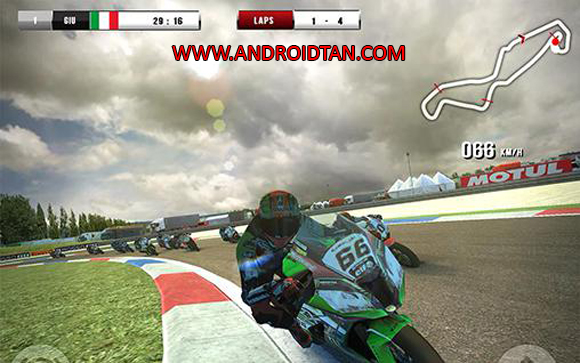 Download SBK16 Official Mobile Game Mod Apk v1.2.0 Premium All Unlocked Android Terbaru 2019