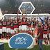 É campeão! Flamengo vence o Boavista em Cariacica e conquista a Taça Guanabara