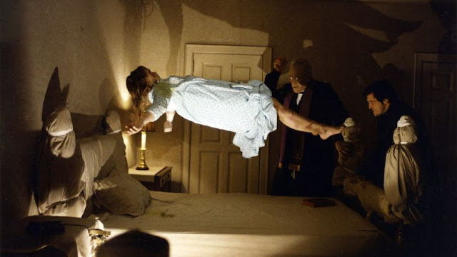 THE EXORCIST 10 Top Scariest Horror Movies That Are Must See