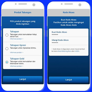 Cara Buka Rekening Bank BCA Lewat Ponsel