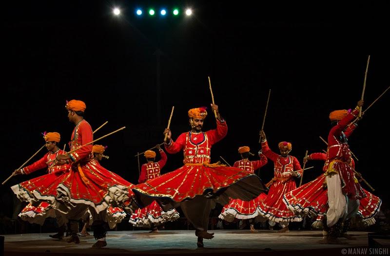Aangi Gaur Folk Dance Rajasthan