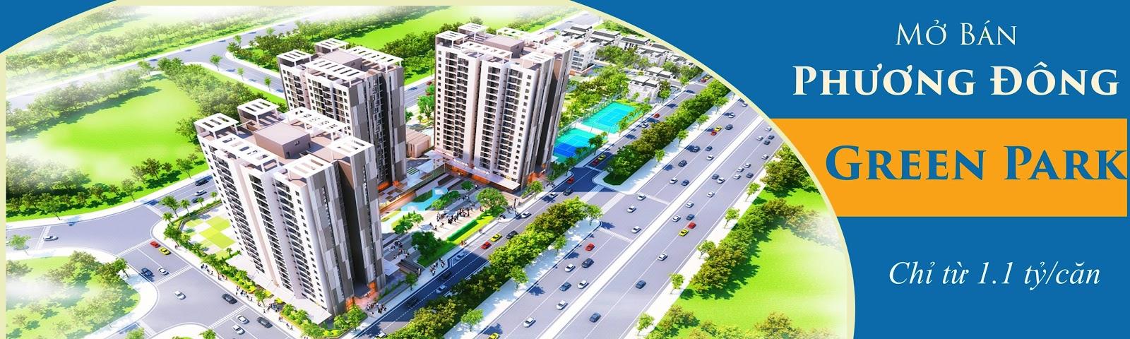 Chung cư PD Green Park Trần Thủ Độ