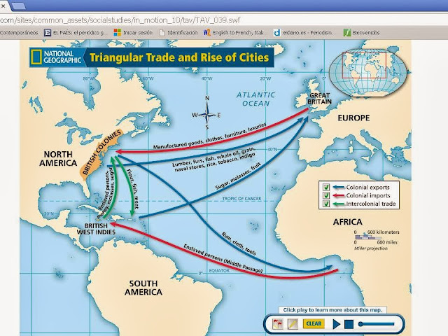 triangular trade research paper Home triangular trade the tendency to exploit immigrant or minority groups in the labor-intensive corner of the triangle research paper, english, 3 pages.