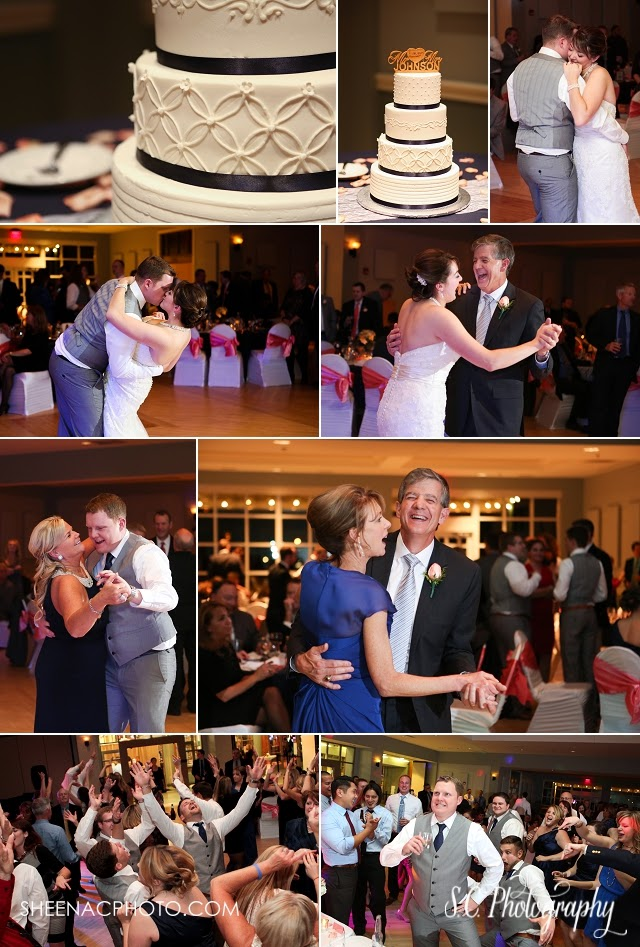 Shadowland Ballroom wedding