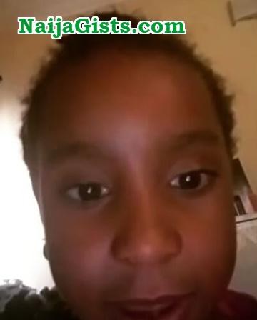 emeka ike daughter video