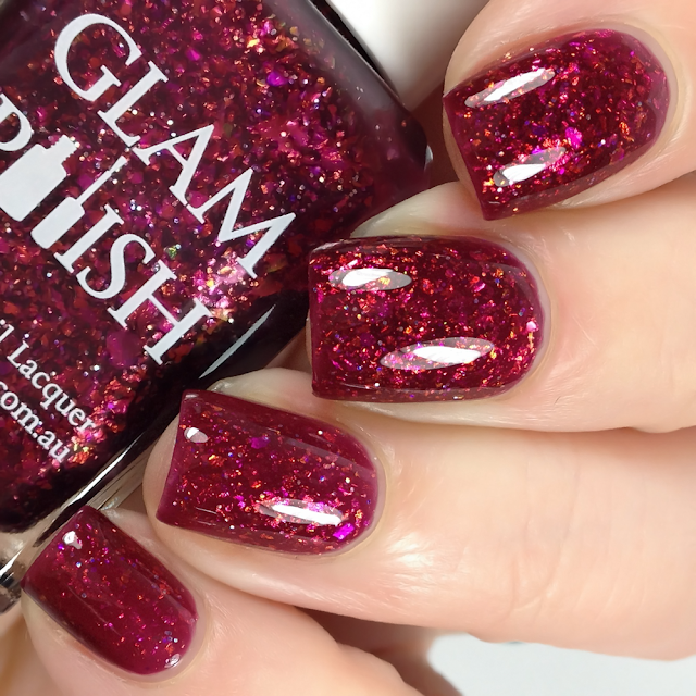 Glam Polish-Your Eyes Can Be So Cruel